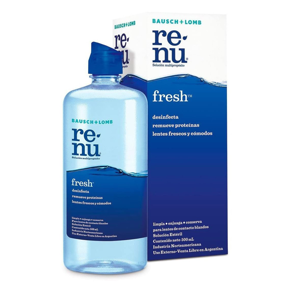 Renu multi-purpose solution 120ml