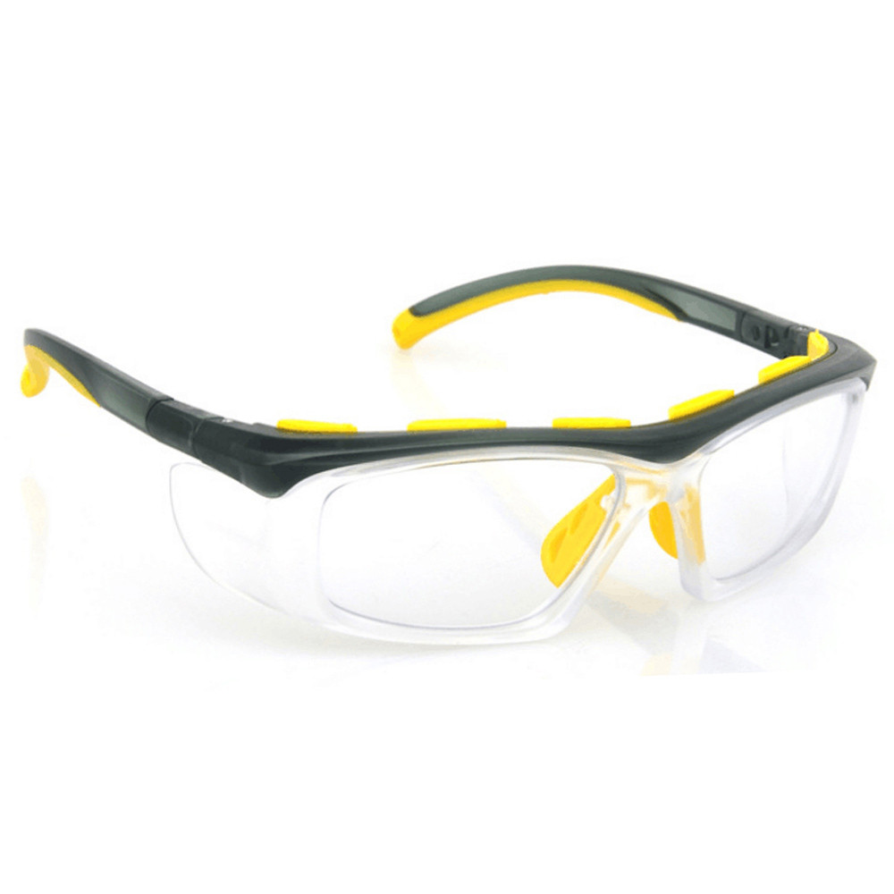 Safety Goggles - Black and Yellow