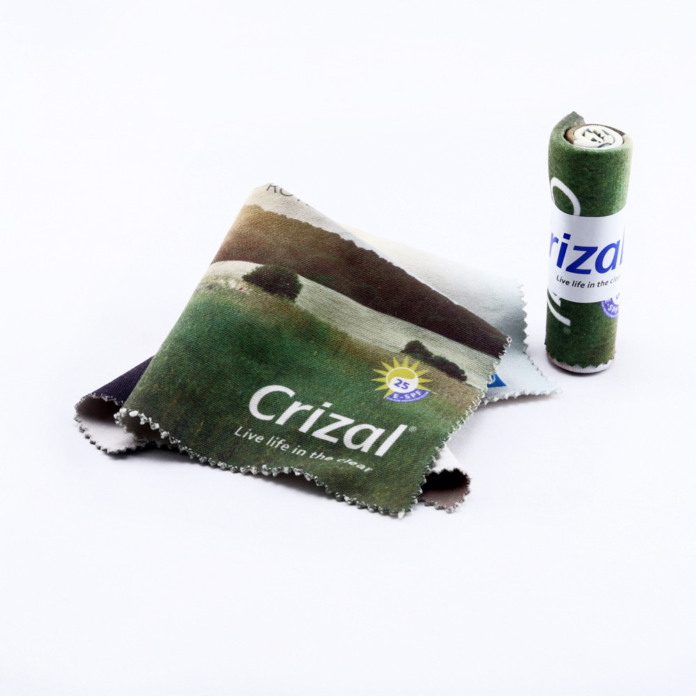 Crizal Cleaning Cloth