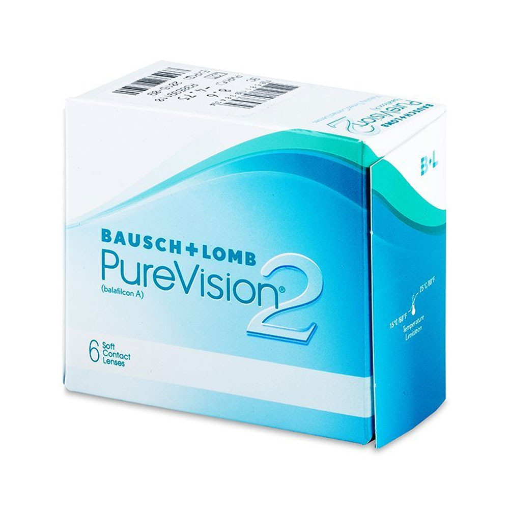 Bausch + Lomb PureVision 2